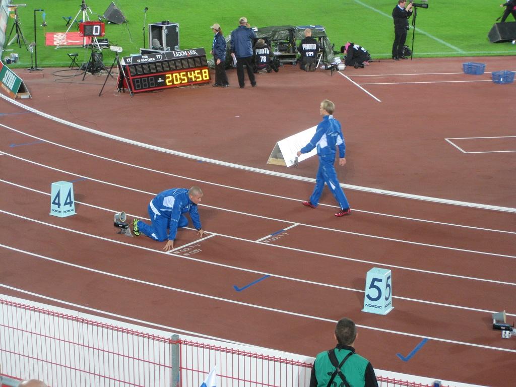 Suomi - Ruotsi